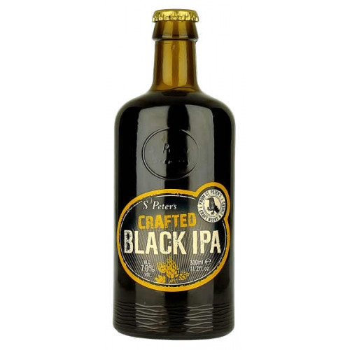 St Peters Black IPA