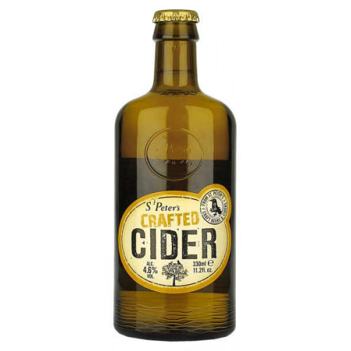 St Peters Crafted Cider