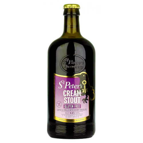 St Peters Cream Stout Gluten Free