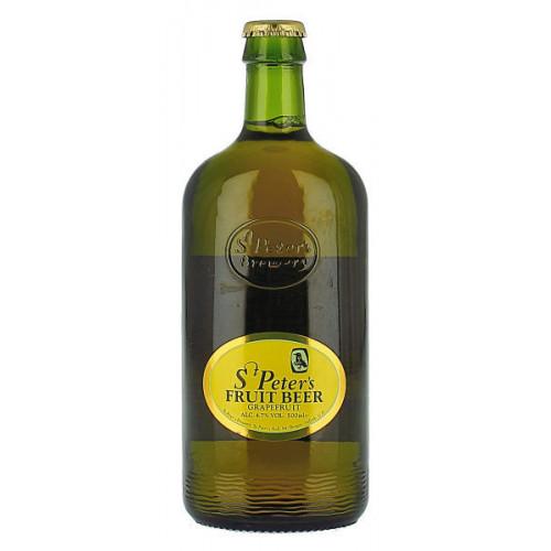 St Peters Fruit Beer (Grapefruit)