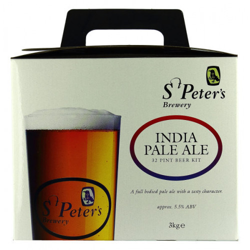 St Peters India Pale Ale Home Brew Kit