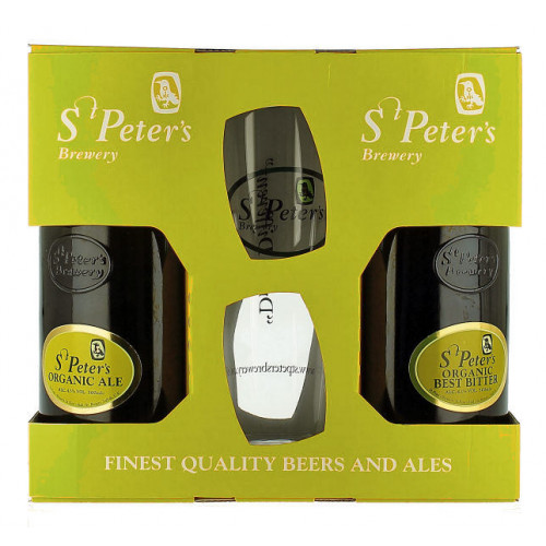 St Peters Organic Gift Pack