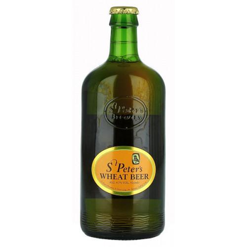 St Peters Wheat  Beer