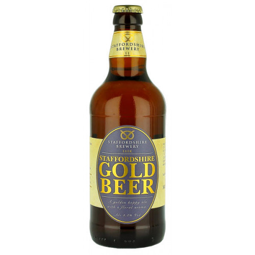 Staffordshire Gold Beer