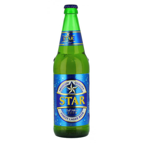 Star Lager 600ml