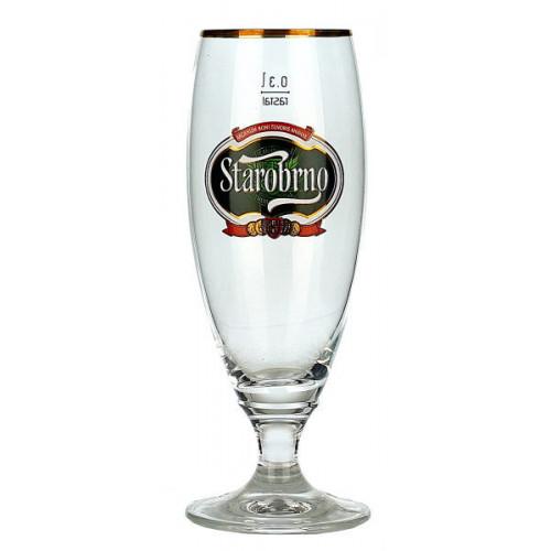 Starobrno Goblet Glass 0.3L