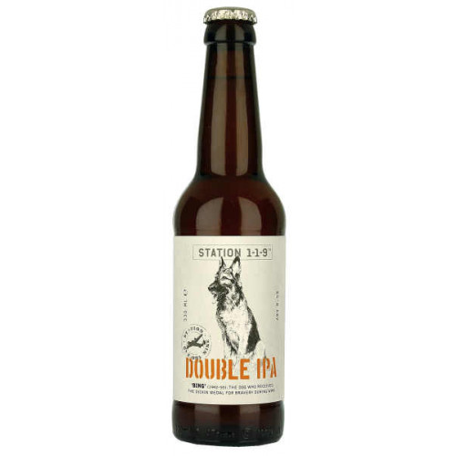 Station 119 Double IPA (B/B Date 15/04/19)
