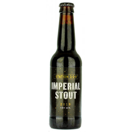 Station 119 Imperial Stout