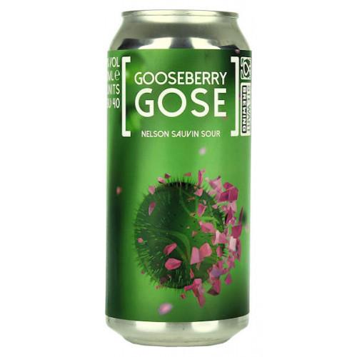 Stewart Gooseberry Gose