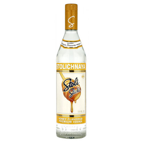 Stolichnaya Honey Vodka