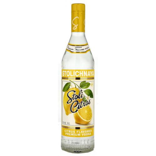 Stolichnaya Stoli Citros Vodka