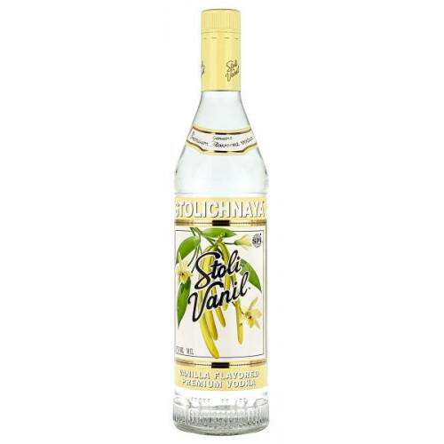 Stolichnaya Vanilla Russian Vodka