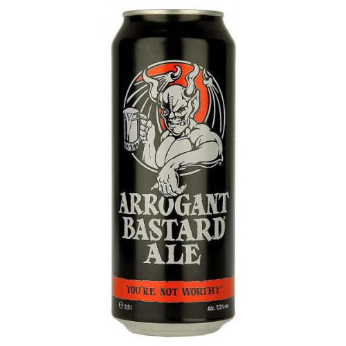 Stone (Berlin) Arrogant Bastard Ale Can