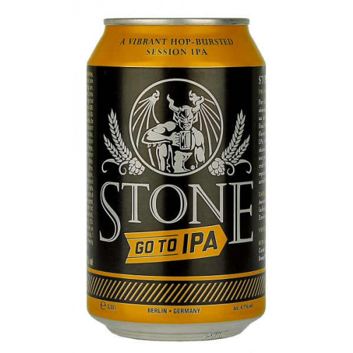 Stone (Berlin) Go To IPA Can