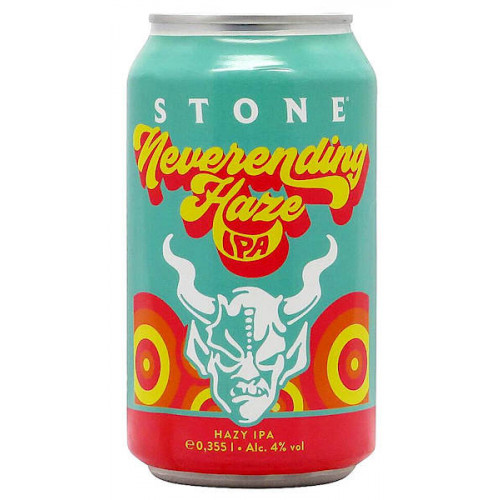 Stone Brewing Co Neverending Haze IPA Can