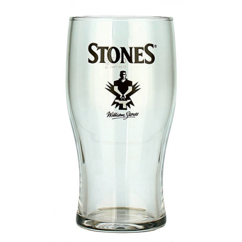 Stones Glass (Pint)