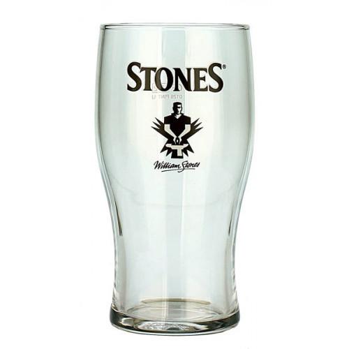 Stones Glass (Pint)