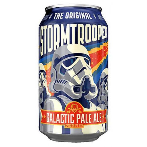Original Stormtrooper Galactic Pale Ale Can