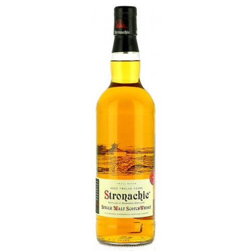 Stronachie Single Malt Aged 12 Years