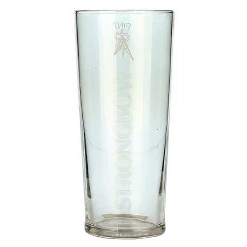 Strongbow Glass (Pint)