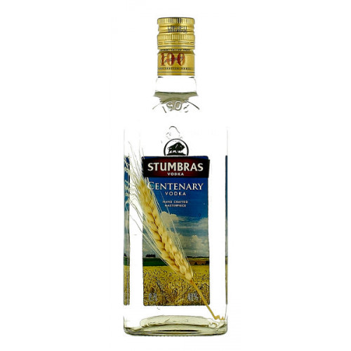 Stumbras Centenary Vodka