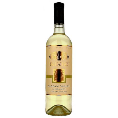 Suliko Alazani Valley White Semi Sweet Wine