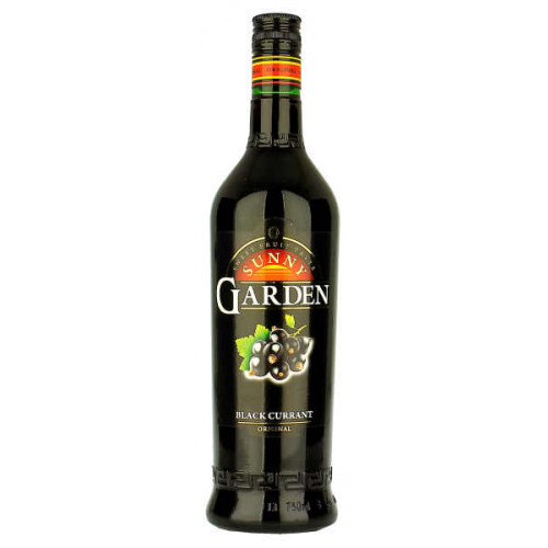 Sunny Garden Black Currant Original
