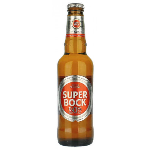 Superbock Alcohol Free