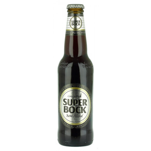 Superbock Brune Alcohol Free