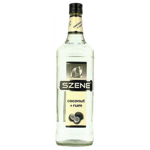 Szene Coconut and Rum