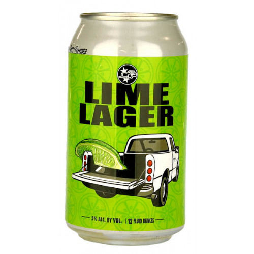 Tailgate Beer Lime Lager