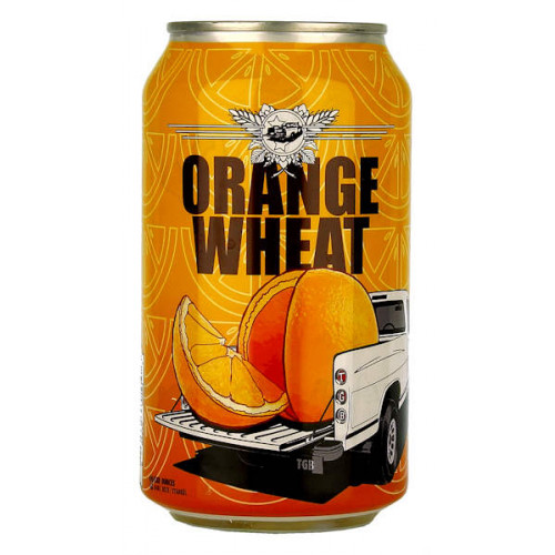 Tailgate Beer Orange Wheat