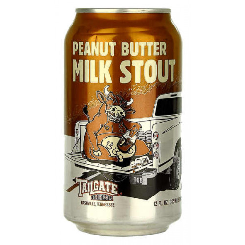 Tailgate Beer Peanut Butter Milk Stout