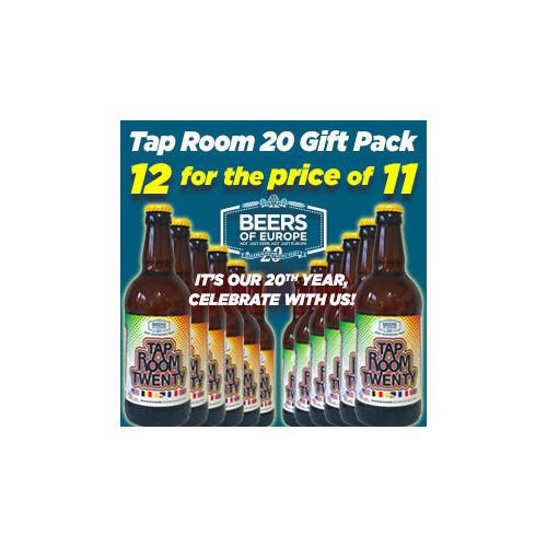 Beers of Europe Tap Room Twenty Special Offer