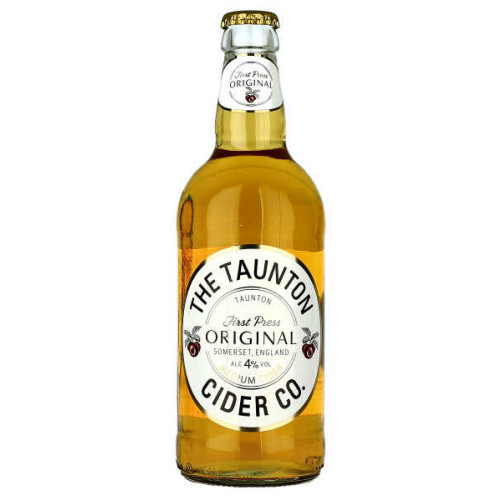 The Taunton Cider Co Medium Cider