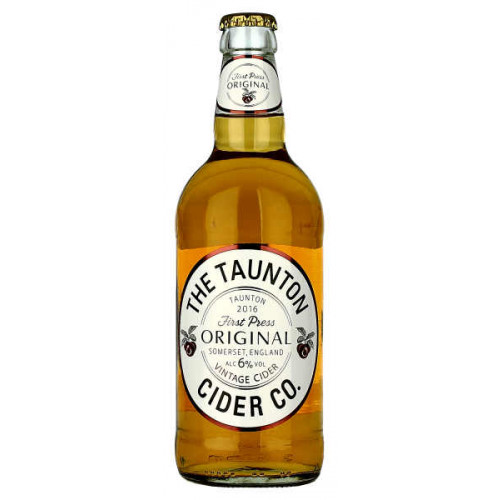 The Taunton Cider Co Vintage Cider