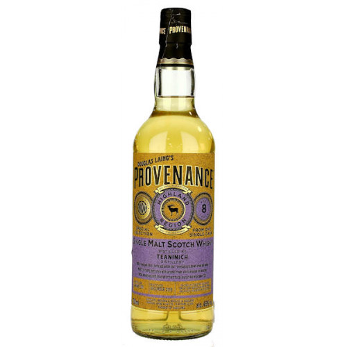 Teaninich 8 Year Old 2011 Provenance (Douglas Laing)