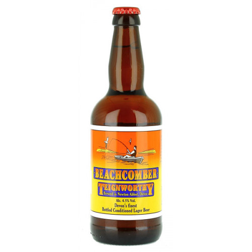 Teignworthy Brewery Beachcomber