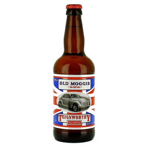 Teignworthy Brewery Old Moggie