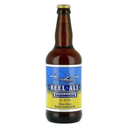 Teignworthy Brewery Reel Ale