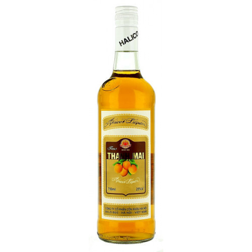 Halico Thanh Mai Apricot Liquor