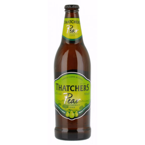 Thatchers Pear Somerset Cider