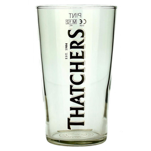 Thatchers Glass (Pint)