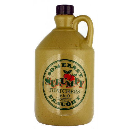 Thatchers Somerset Scrumpy 2.5 Litre
