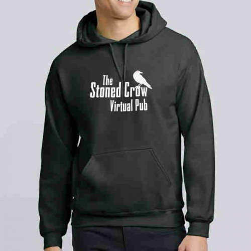 The Stoned Crow Hoodie (XX Large)
