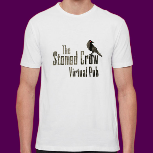 The Stoned Crow T-Shirt (Size Large)