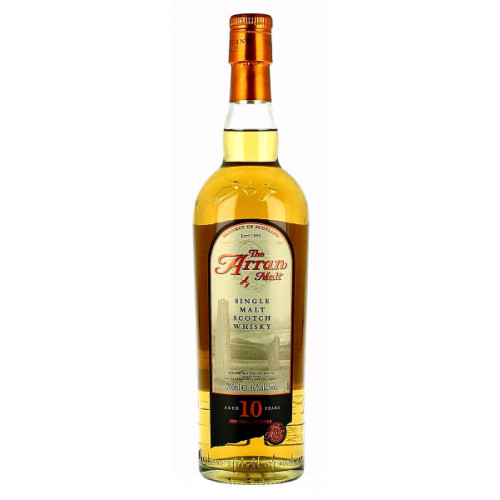 Arran Malt Aged 10 Years