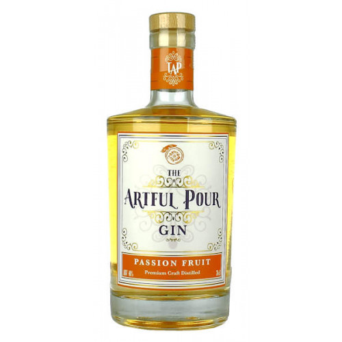 The Artful Pour Passion Fruit Gin