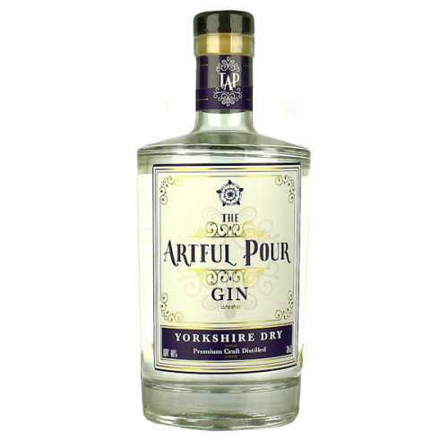 The Artful Pour Yorkshire Dry Gin