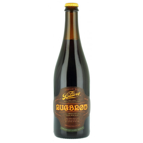 The Bruery Rugbrod